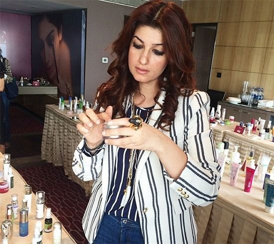 Twinkle Khanna skin care products | #TwinkleKhanna #Bollywood #Celebrity