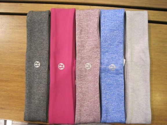 Lululemon. The CUTEST (and most expensive) work out clothing! Love their stuff!