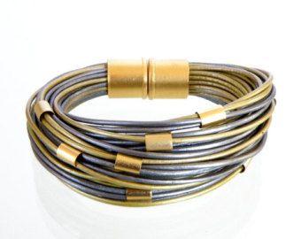 Popular items for magnet bracelet on Etsy