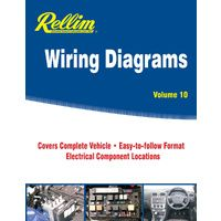 Rellim Wiring Diagrams Volume 10 from 2006-2015 with MPN RERW10
