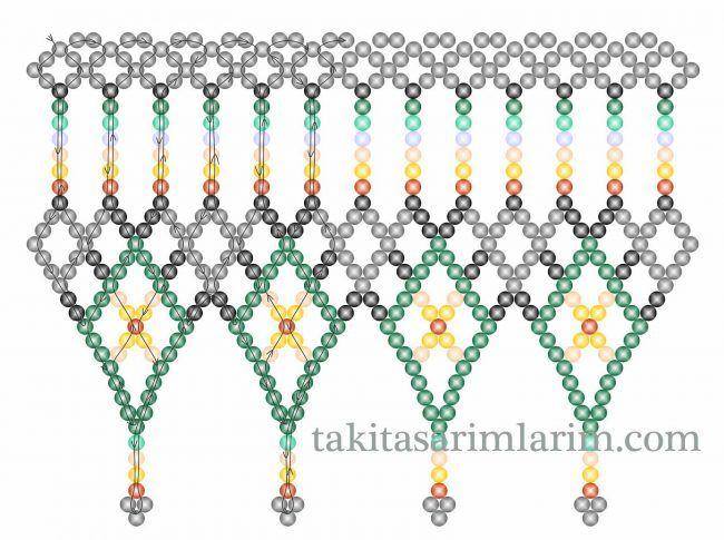 алмазов узор-ожерелье-строительство