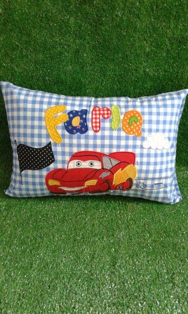 Mc Queen Pillow