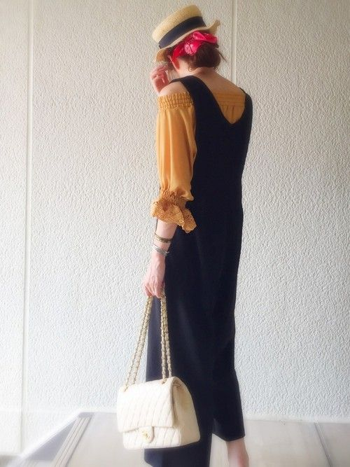 ヘアアレンジのその他を使ったMISATO のコーディネートです。WEARはモデル・俳優・ショップスタッフなどの着こなしをチェックできるファッションコーディネートサイトです。