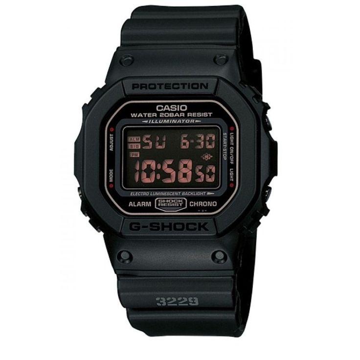ของใหม่ราคาดี<SP>Casio G-Shock นาฬิกาข้อมือ สายเรซิ่น รุ่น DW-5600MS-1DR - Black++Casio G-Shock นาฬิกาข้อมือ สายเรซิ่น รุ่น DW-5600MS-1DR - Black (2 รีวิว) กันน้ำได้ 200 เมตร กันสะเทือน shock resistant ไฟ EL backlight 2,890 บาท -30% 4,100 บาท มีร้านค้าเพิ่มเติมจาก 2,990 บาท ช้อปเลย ...++