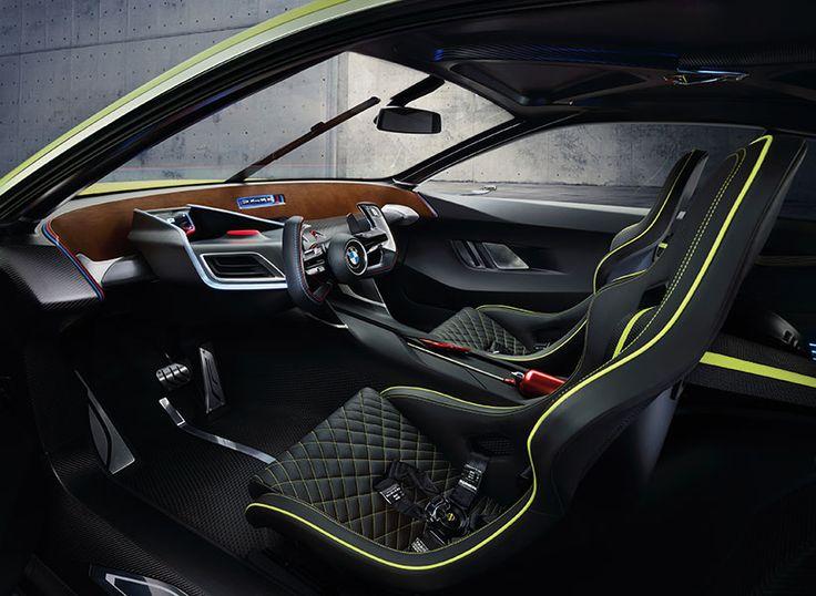 BMW 3.0 CSL Hommage, Un Merecido Tributo Al Legendario 3.0 CSL