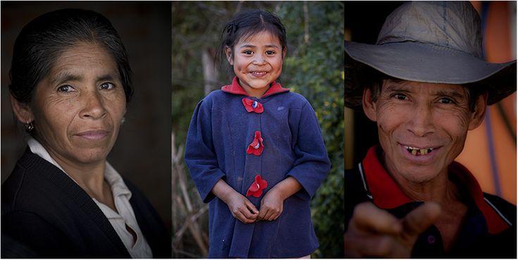 mazatecos People.  Mexico
