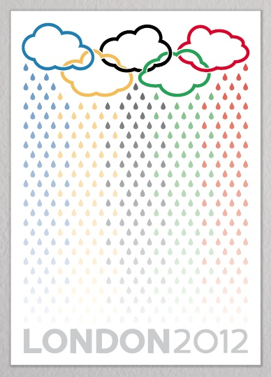 London 2012 poster.
