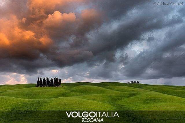 San Quirico d'Orcia (SI) Foto di  @andreacanozzi  #sanquiricodorcia #toscana #italia #italy #volgotoscana #volgoitalia #turism #holiday #travel #instatravel #travelgram #italyturism #italytravel #italytour #travelingram #madeinitaly #iloveitaly #volgosocial #paesaggio #natura #collina #tramonto #cipresso #cielo #natural #landscape #cypress #hill #sunset #sky by volgotoscana
