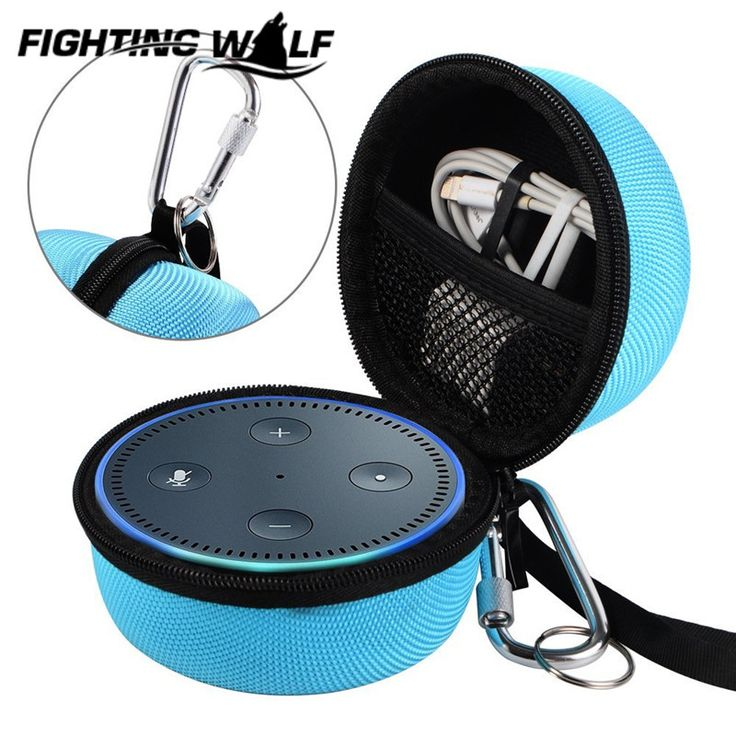 Find More Running Bags Information about Outdoor Travel Portable Speaker Carry Cover Bag Camping Hiking Climbing Running Protect Box for Echo Dot 2nd Bluetooth Speaker !,High Quality bag straw,China bag cd Suppliers, Cheap bag pink from Fighting Wolf on Aliexpress.com