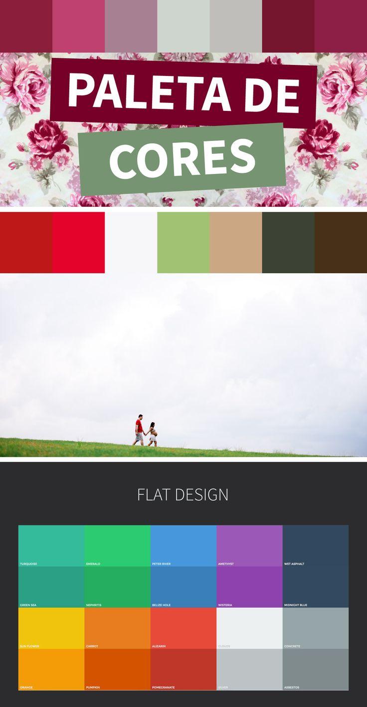 Como Criar uma Paleta de Cores Automática utilizando o inDesign.