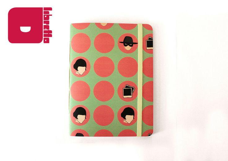 Série Amabilité (por Arthur Reis e Letícia Naves) | Ser ou não ser - Libretto | Cadernos com personalidade! Para comprar acesse: http://loja.meulibretto.com/serie-amabilite-ct-4c4a7