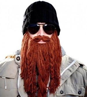 Beard Head – Verrückte Mützen mit Bart