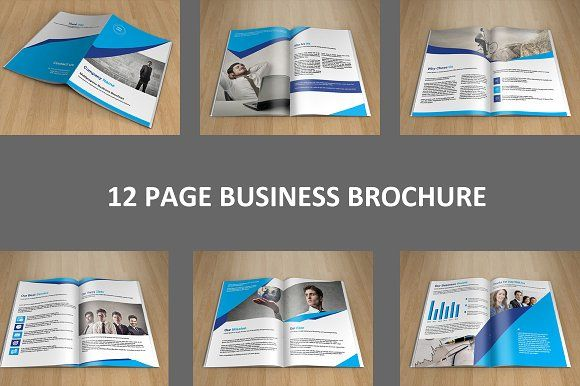 InDesign Business brochure - V128 by Template Shop on @creativemarket brochure design templates 3 fold brochure template tri fold brochure design leaflet template tri fold brochure template word online brochure maker print brochures 3 fold brochure brochure template