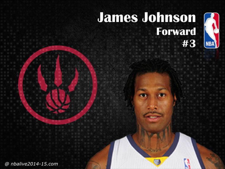 James Johnson - Toronto Raptors - 2014-15 Player