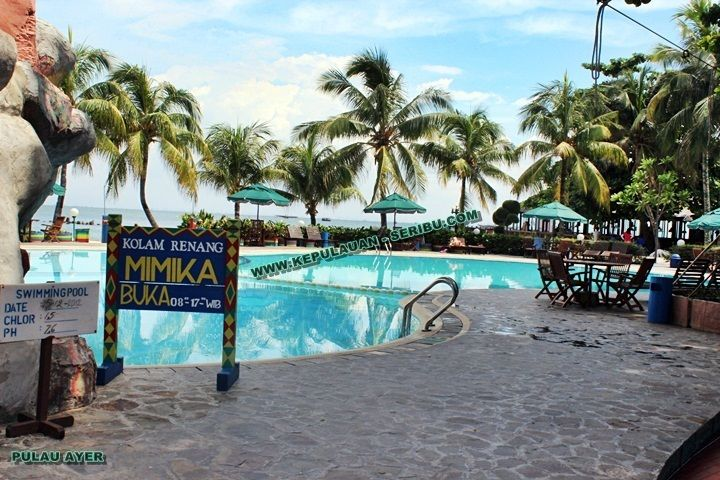 Pulau Ayer Island Kepulauan Seribu Resort