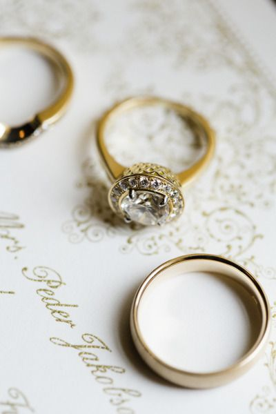 Clic Art Deco Inspired Seversky Mansion Wedding