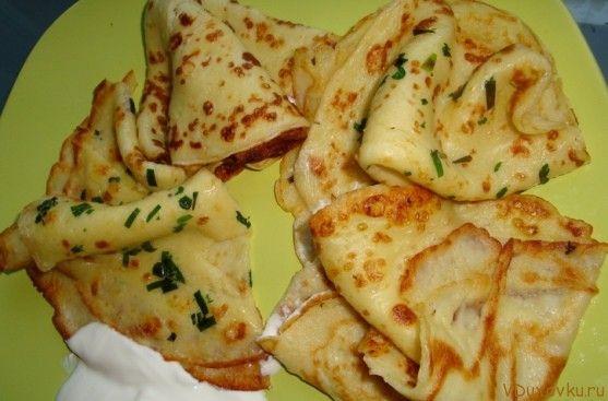 Картофельные блины / Веганские и вегетарианские рецепты