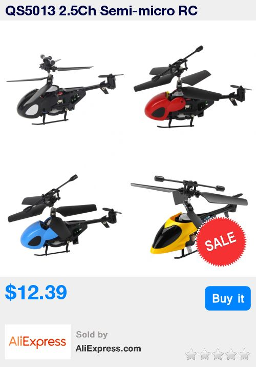 QS5013 2.5Ch Semi-micro RC Quadcopter, Remote Control Airplane Toy Gift for Kids, RC Drone Airplane, Mini Flying Aircraft Toy * Pub Date: 15:09 Jun 29 2017