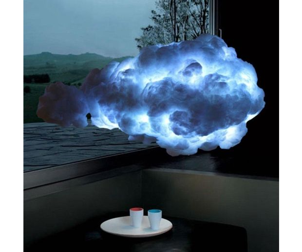 Floating Cloud Lamp Dorm Room Lighting Ideas Cloud Lamp Diy Cloud Light Cloud Lights