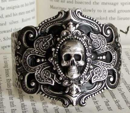Gothic Jewellery | Tattered Rose: We Just Got in Some Beautiful Gothic Jewellery!!