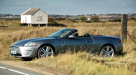 Jaguar XK Convertible 5.0