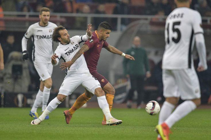 Roma, Emerson il tuttofare e la partitella del giovedì - http://www.contra-ataque.it/2016/12/09/roma-emerson-allenamento-spalletti.html