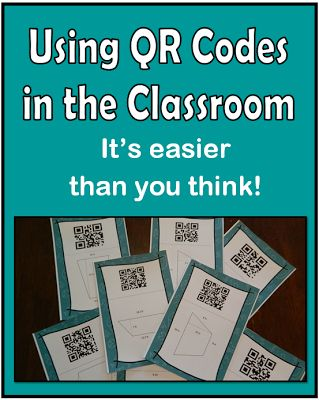 QR Code certain math problems! Great way to provide a student with a finished early folder of these!