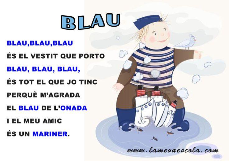 COLOR BLAU