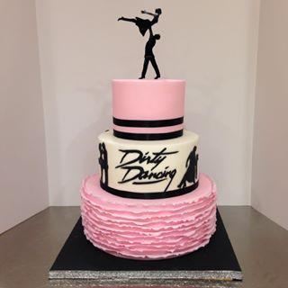 Dirty Dancing | 34 gâteaux inspirés de films que tous les cinéphiles…