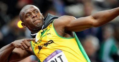 Usain Bolt quiere un cameo en la pelicula The Flash
