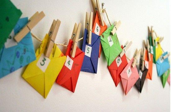 Χριστουγεννιάτικο ημερολόγιο: 3 + 1 ιδέες για να φτιάξετε το δικό σας - Aspa Online