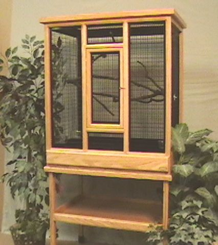 cockatiel cages | LARGE CLASSIC BIRD CAGES