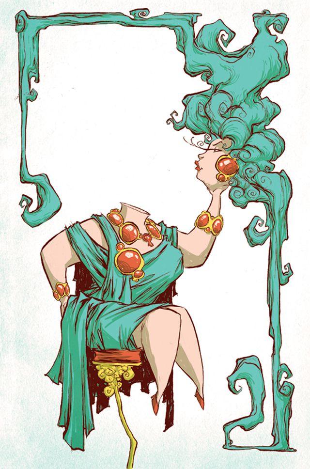 Skottie Young - Illustrator | Draw As A Maniac