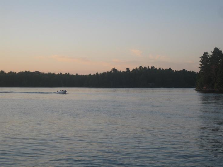 Davis Lake, Kinmount