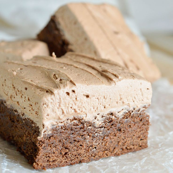 Irish Cream Chocolate Brownie Recipe - WonkyWonderful