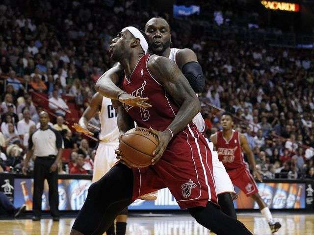 2014 NBA playoffs preview: Miami Heat vs. Charlotte Bobcats via @Jill Jackson Norris TODAY