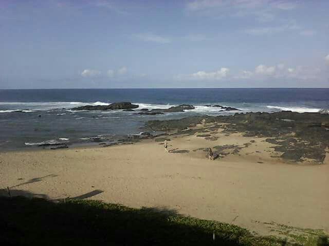 Granny Pool, Umtentweni beach, LSC