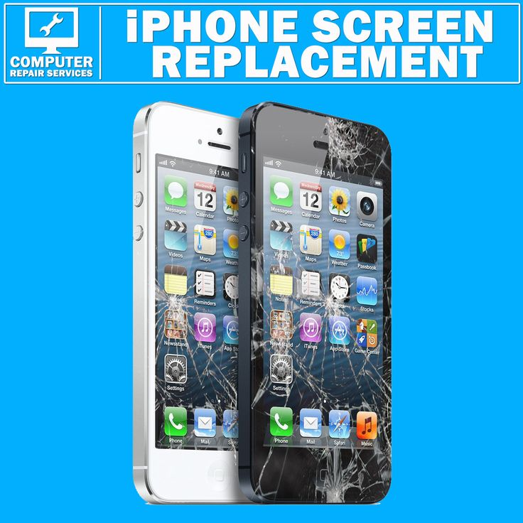 Iphone S Screen Replacement London