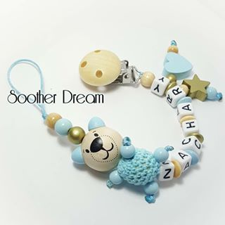 Pacifier clip +Teether + Toys