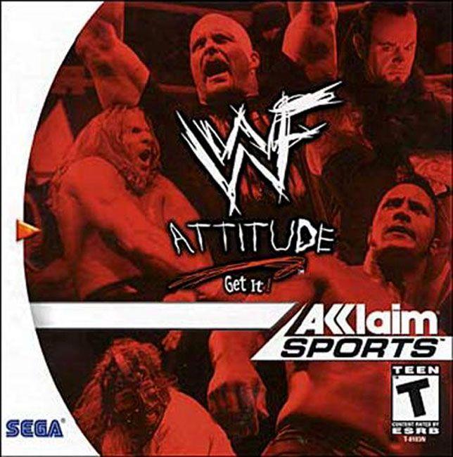 Wrestling game cover Art | Thread Best Us Dreamcast Wrestling Game
