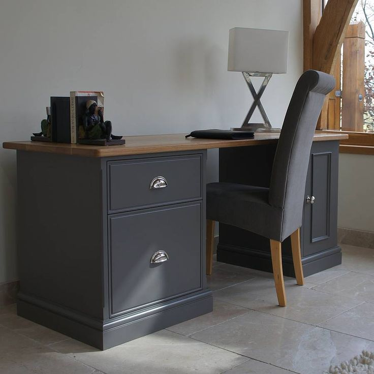 Marvelous Baslow Desk Available In Choice Of Colours By Chatsworth Cabinets |  Notonthehighstreet.com
