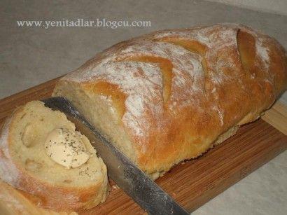 Ev Yapimi Ekmek...