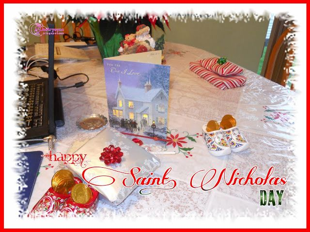 Good Happy St Nicolas Day Wishes Wallpaper Greetings Picture HD Wallpaper For  Social Media Website FB Pintrest