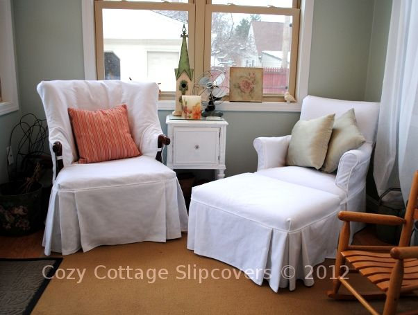 26 Best Slipcovers Images On Pinterest Chairs Couch