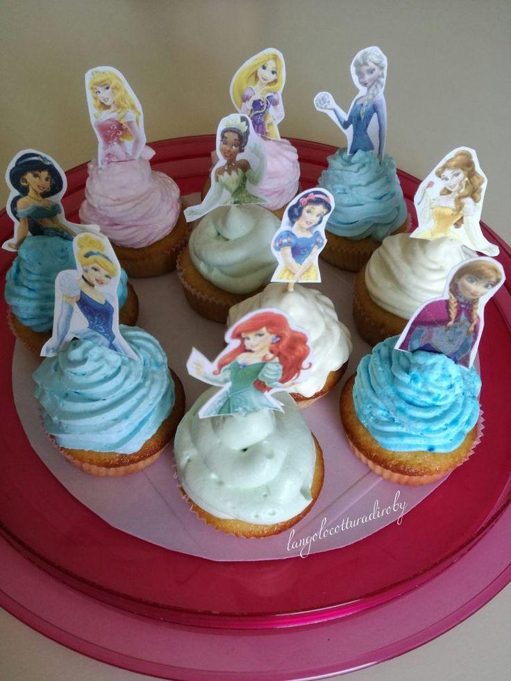 Cupcakes Princess