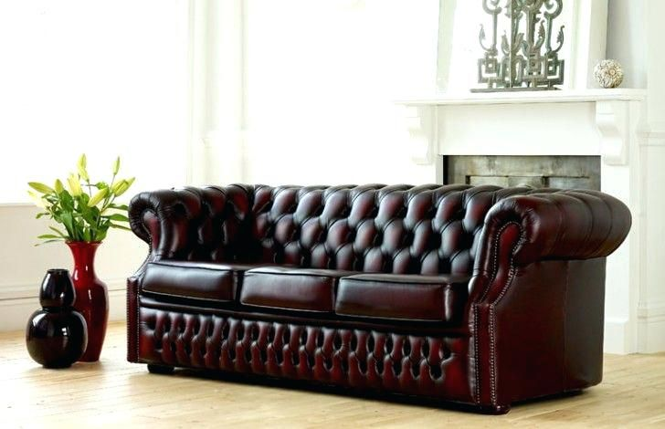 Dark Brown Leather Sofa Bed Leather Chesterfield Sofa Brown Leather Sofa Bed Leather Sofa Couch