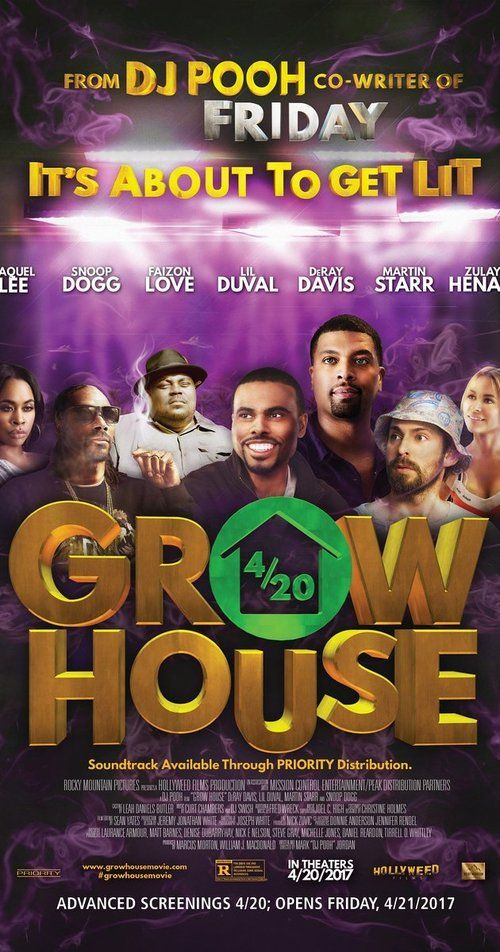 Watch Grow House (2017) Full Movie HD Free Download