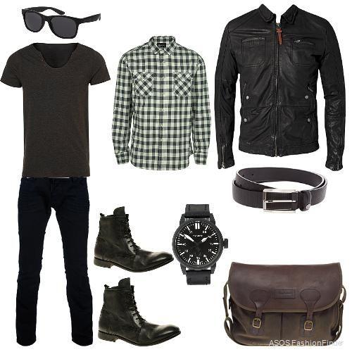 Blackdressed schoolboy   Men's Outfit   ASOS Fashion Finder