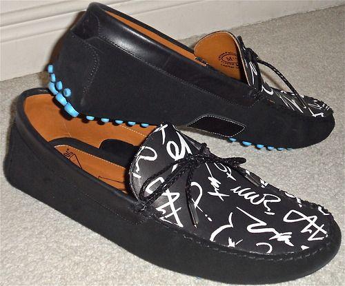 Fluevog driving shoes…