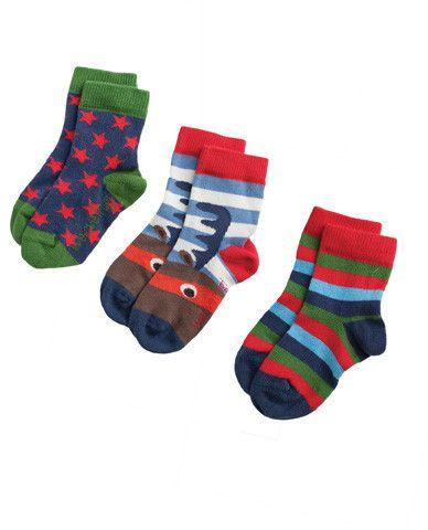 Baby Boy Socks by Frugi
